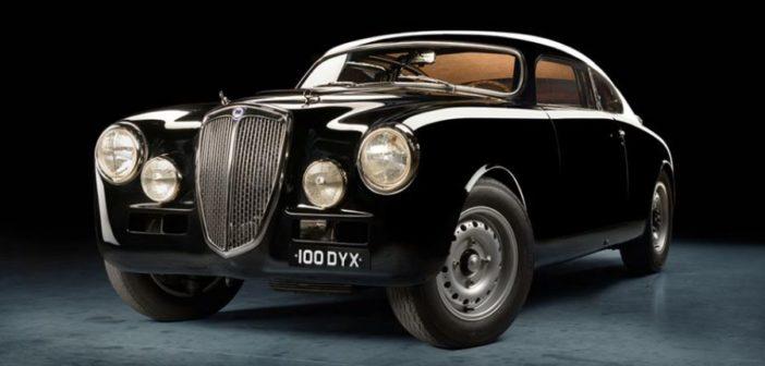 Lancia Aurelia Outlaw 1957