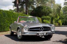 Mercedes SL W113 'Pagoda'