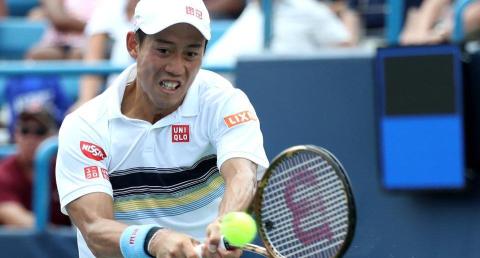 Zarobki tenisistów - Kei Nishikori