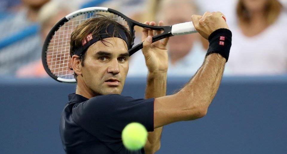 Zarobki tenisistów - Roger Federer