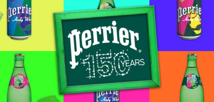 Woda Perrier