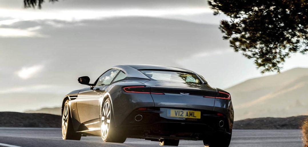 Apartamenty Aston Martin