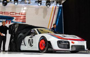 Nowe Porsche 935