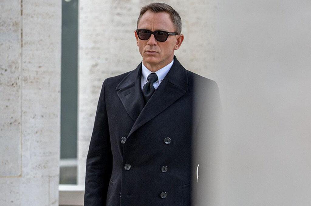 James Bond Tom Ford