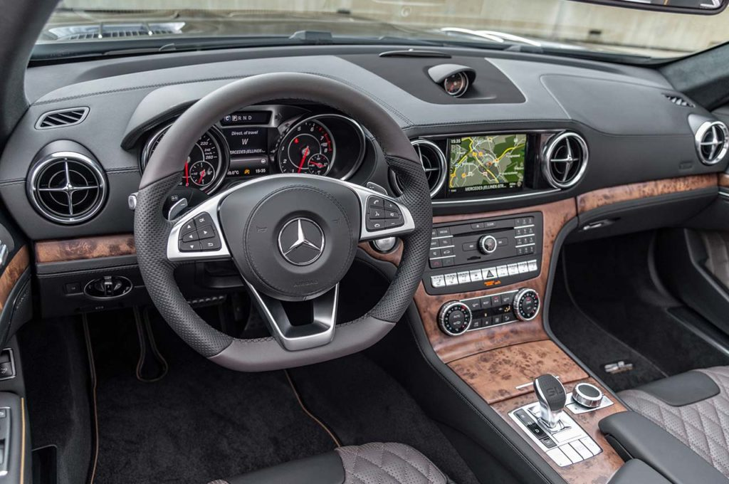 Mercedes Benz Grand Edition