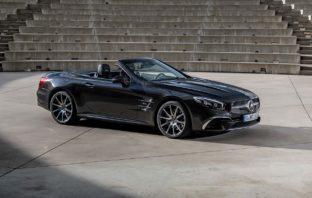 Mercedes Benz Grand Edition