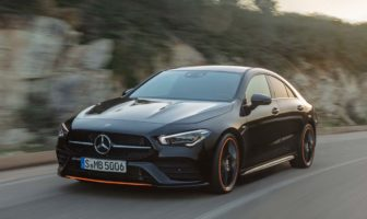 Nowy Merecdes CLA Coupe (01)