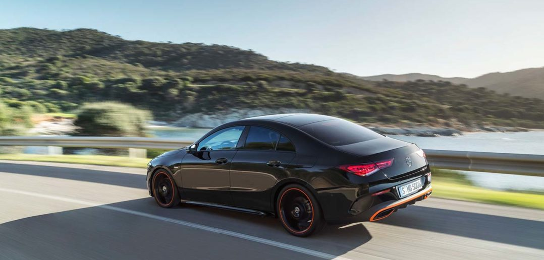 Nowy Merecdes CLA Coupe (3)