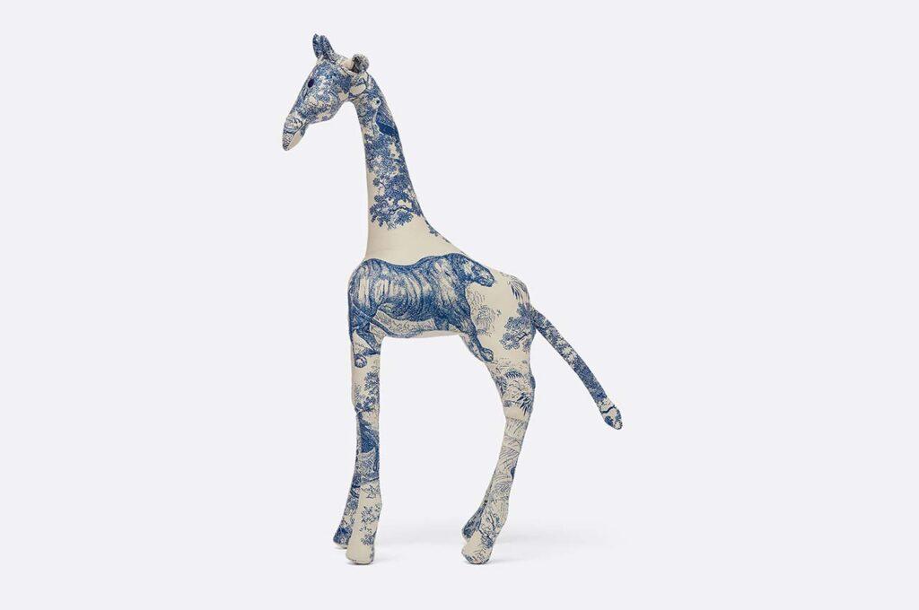Pluszak Dior - żyrafa