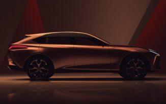Niezwykły design Lexusa
