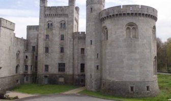 Zamek z Gry o Tron
