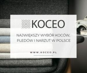 www.koceo.pl - Koceo, Pledy, Narzuty