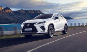 Debiut Nowego Lexusa RX 2019 - www.premium-magazine.pl