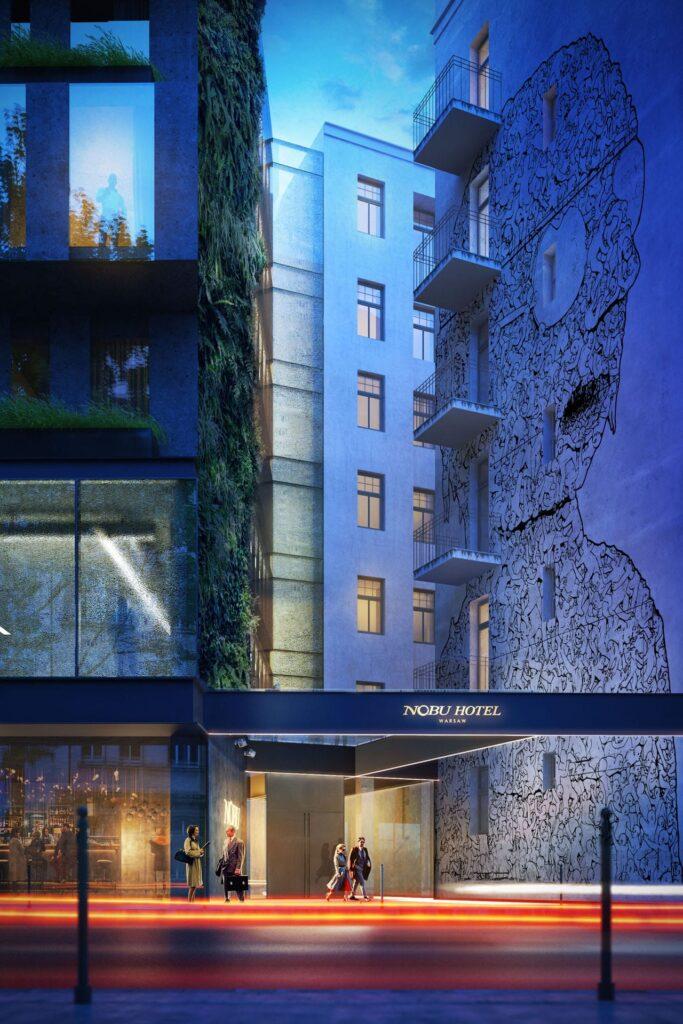 Hotel Nobu Warszawa - Premium Magazine Polska