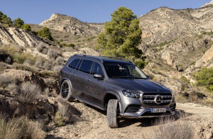 Nowy Mercedes GLS