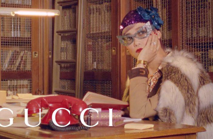 Gucci and Chris Lee - www.premiummagazine.pl