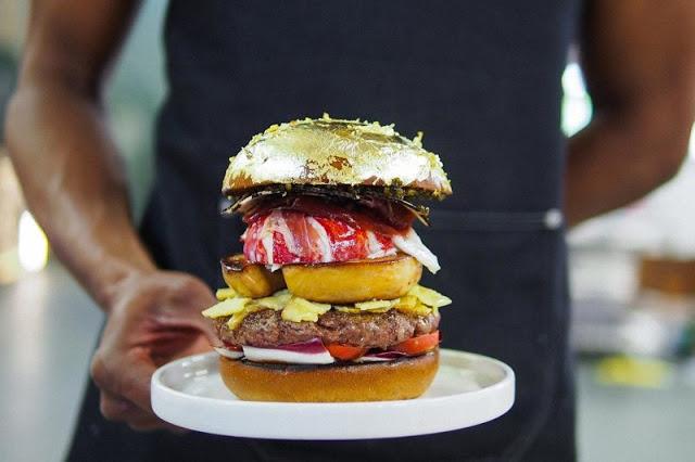Najdroższy Burger - www.PremiumMagazine.pl