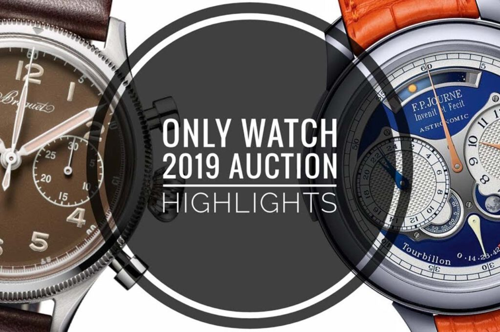 Only Watch 2019 - www.premiummagazine.pl