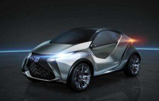 Elektryczny Lexus - Premium Magazine Polska