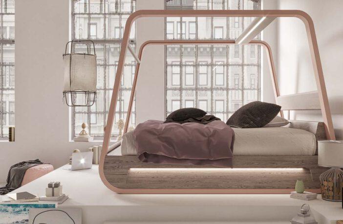 Inteligentne łóżko - www.premiummagazine.pl