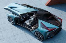 Lexus LF-30 Concept - www.premium-magazine.pl