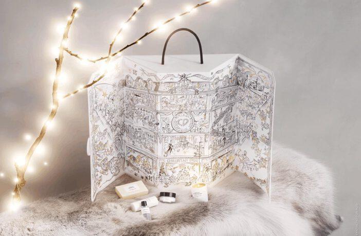Premium Magazine Polska - Kalendarz Adwentowy Dior 2020