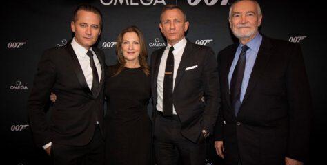 James Bond ma nowy luksusowy zegarek